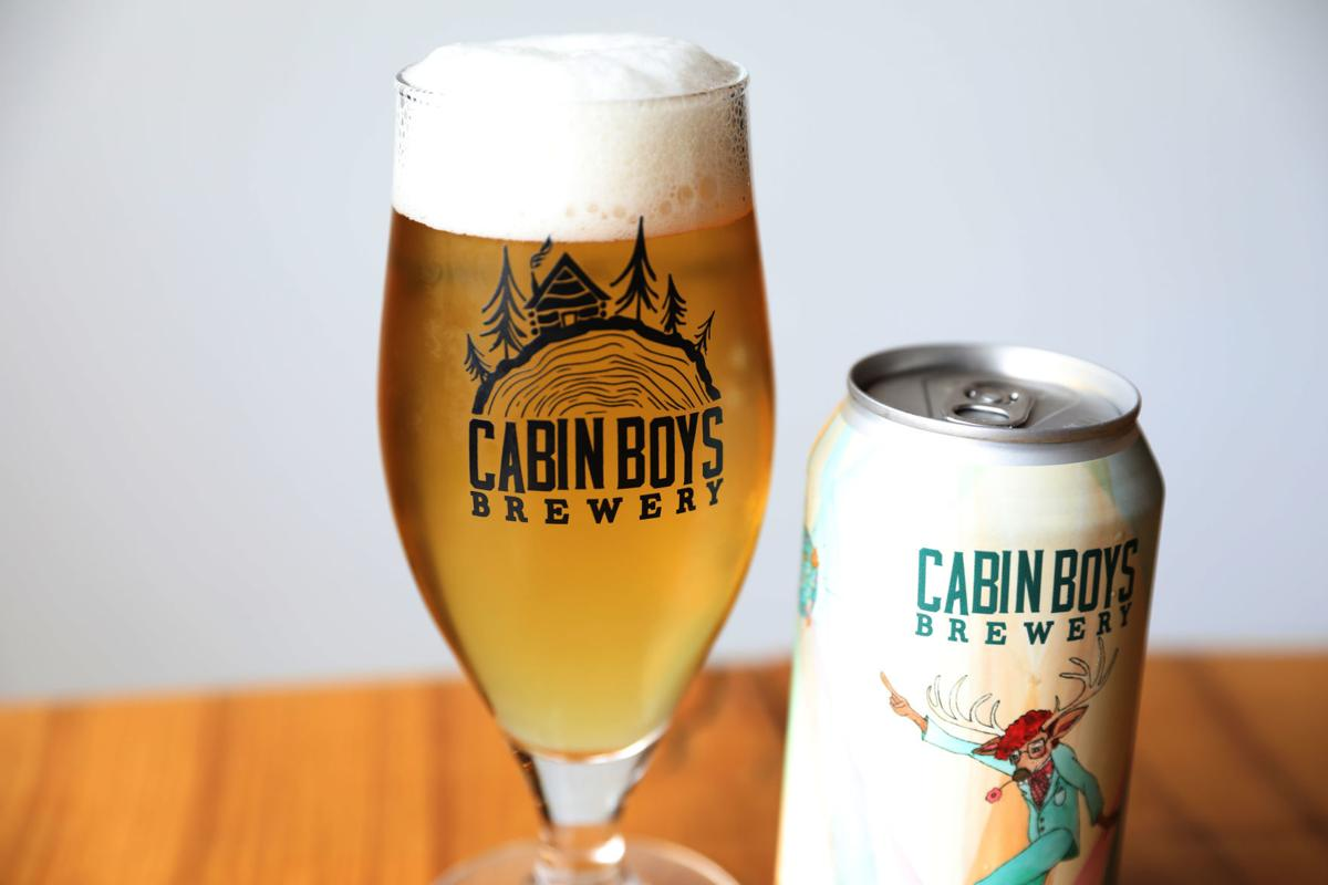 Cabin Boys Brewery's Goin' Stag