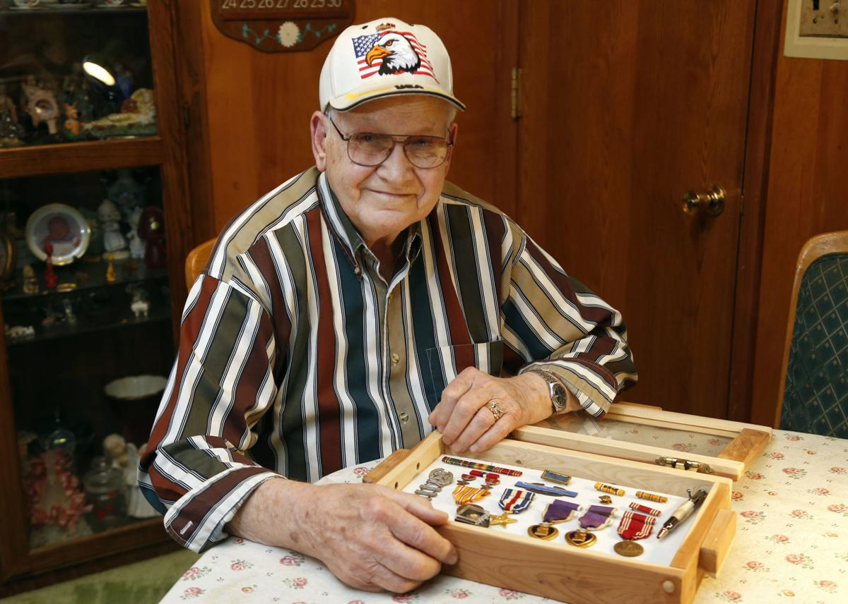 Veterans Remember: J.W. Caywood fought in the Philippines during ...