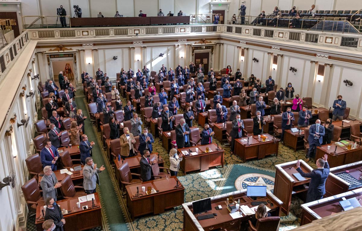 State legislators return