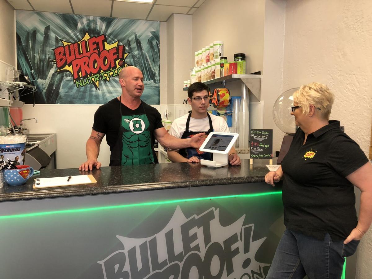 Bulletproof Nutrition