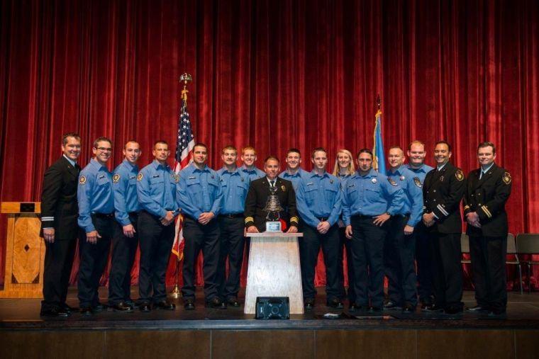BA fire department gets 12 new firefighters | Broken Arrow