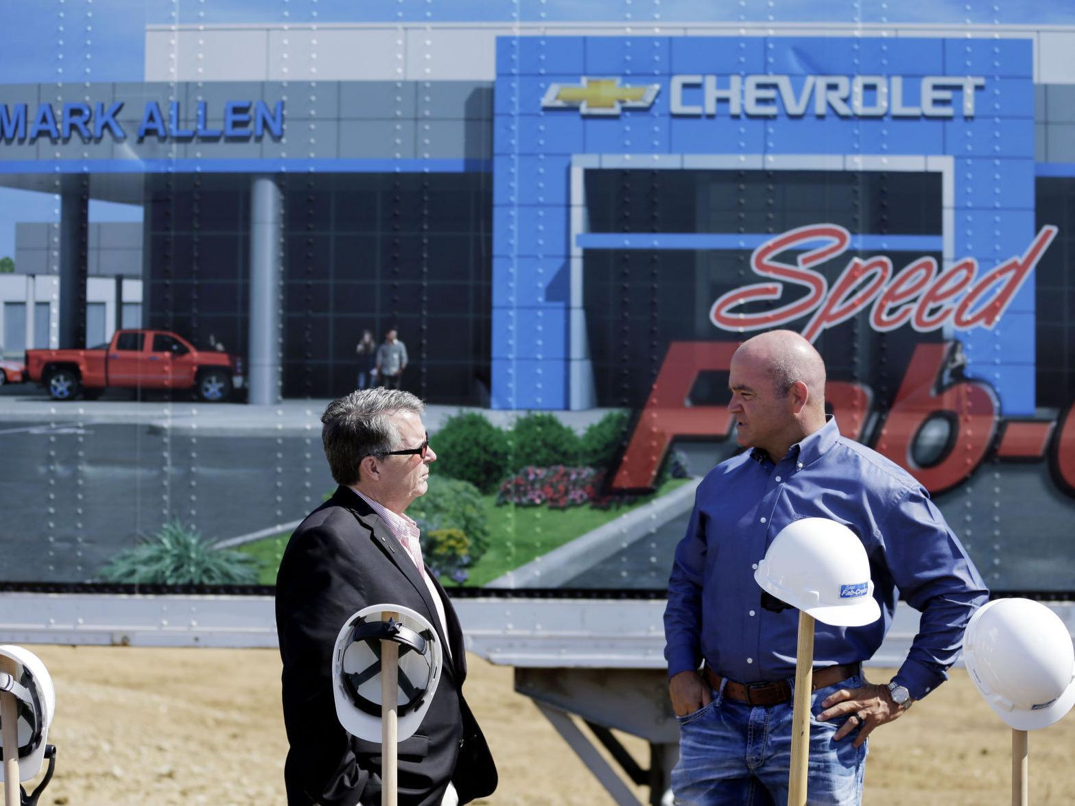 Tif District In Glenpool Clears Way For Car Dealership Construction Business News Tulsaworld Com