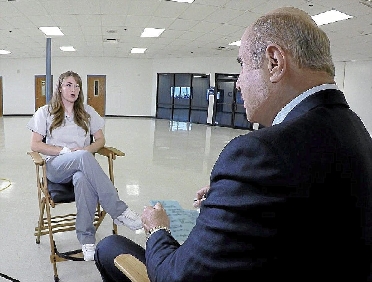 Amber Hilberling and Dr. Phil McGraw