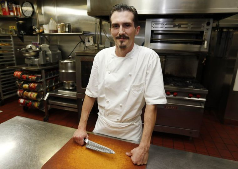 Polo Grill names Justin Donaldson its executive chef