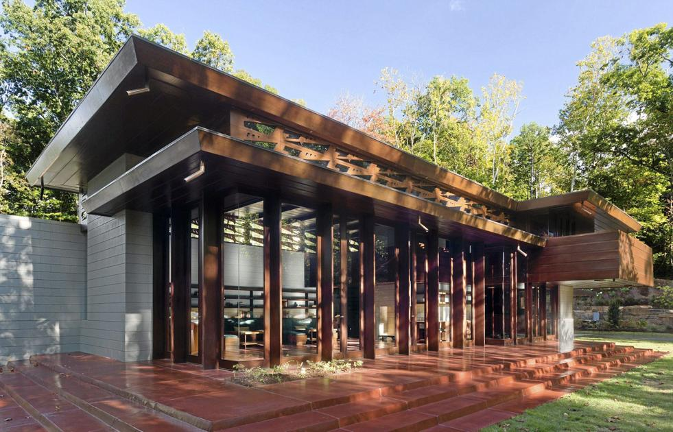 Tours Of A Frank Lloyd Wright House To Begin At Crystal