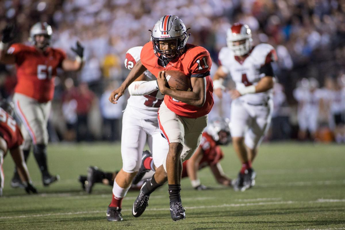 High school football: Union running back Keviyon Cooper undergoes