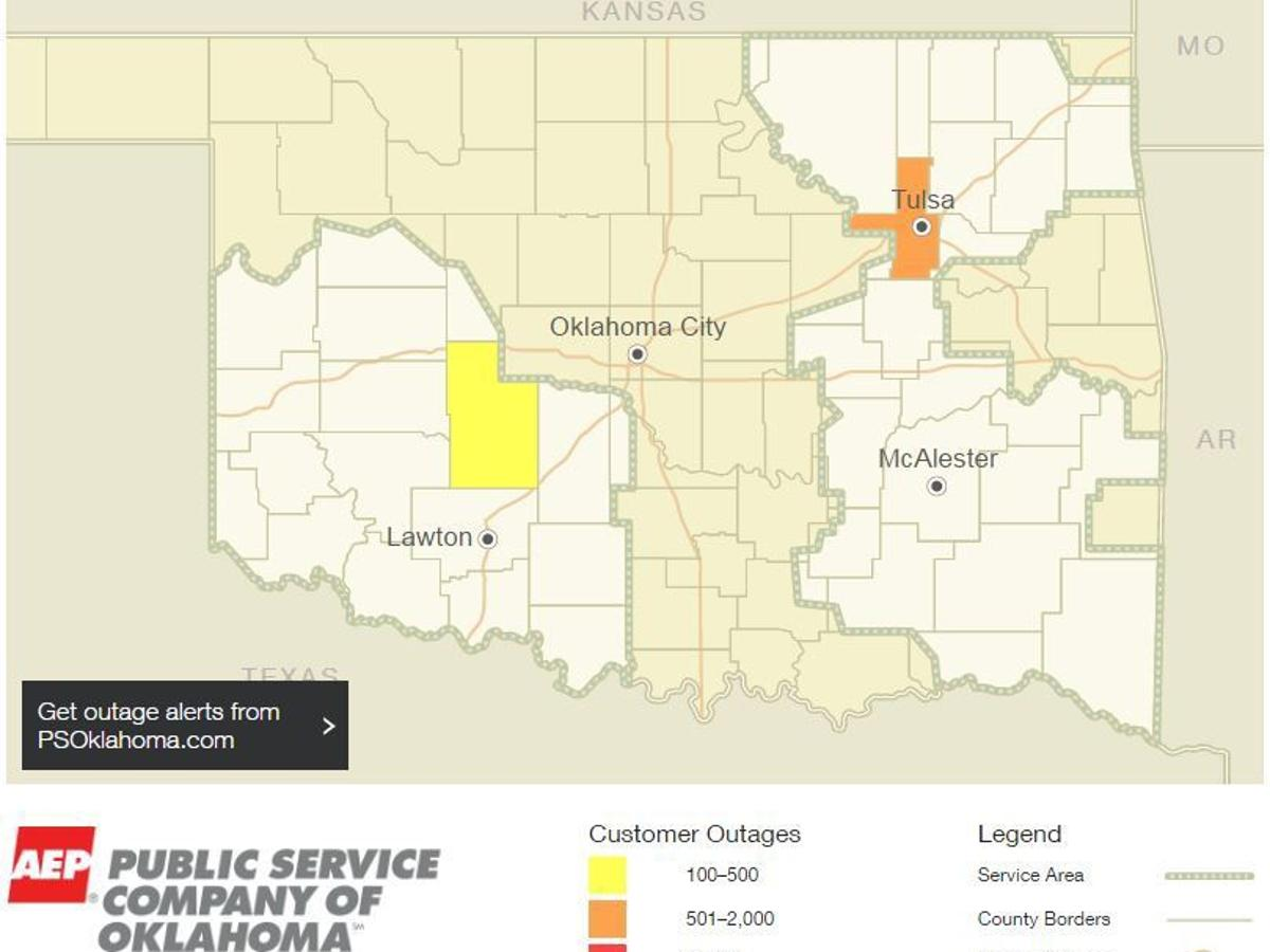Update Most Power Restored After Large Outage Saturday News