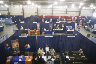 Tulsa World career fair