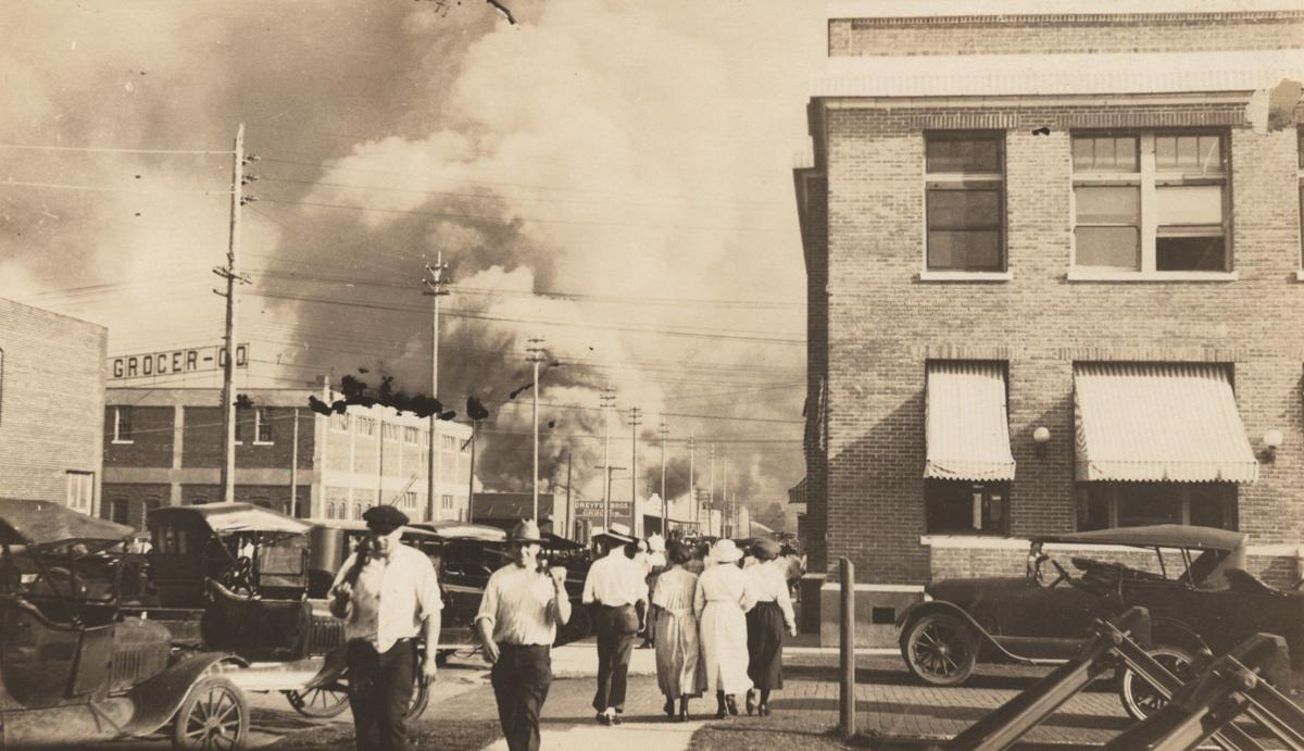 Tulsa Race Riot Massacre mass graves investigation (copy)