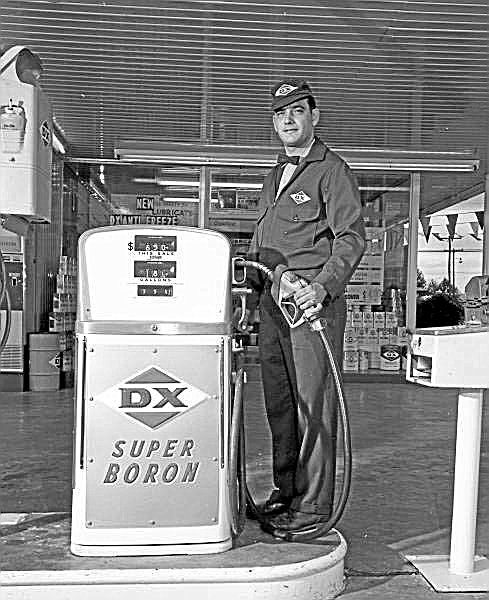 Ford Of Tulsa: Throwback Tulsa: For A Real Gas War, Go Back To The '50s