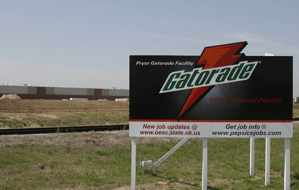 Gatorade plant cutting back   Work & Money   tulsaworld com