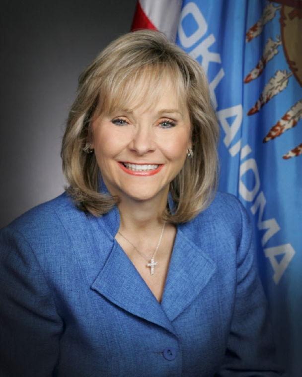 Mary Fallin official photo