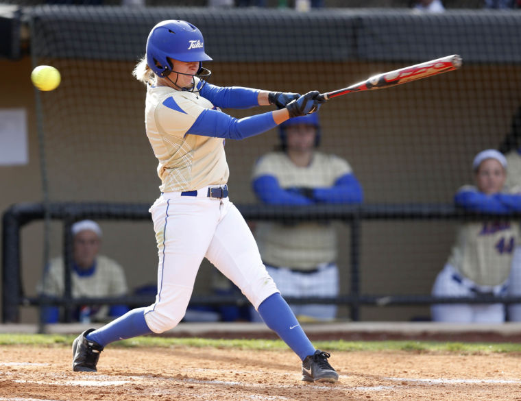 Photo Gallery: TU closes home softball schedule with win ...