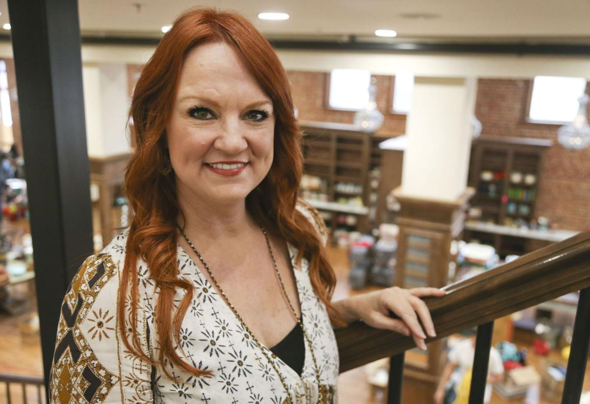 Pioneer Woman To Open Filming Location For Visits In June Blogs - Best free invoice app pioneer woman mercantile online store