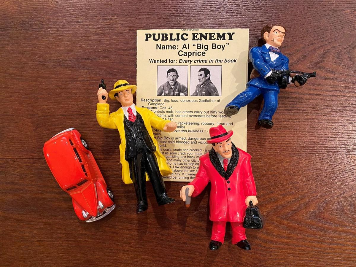 Dick Tracy toys