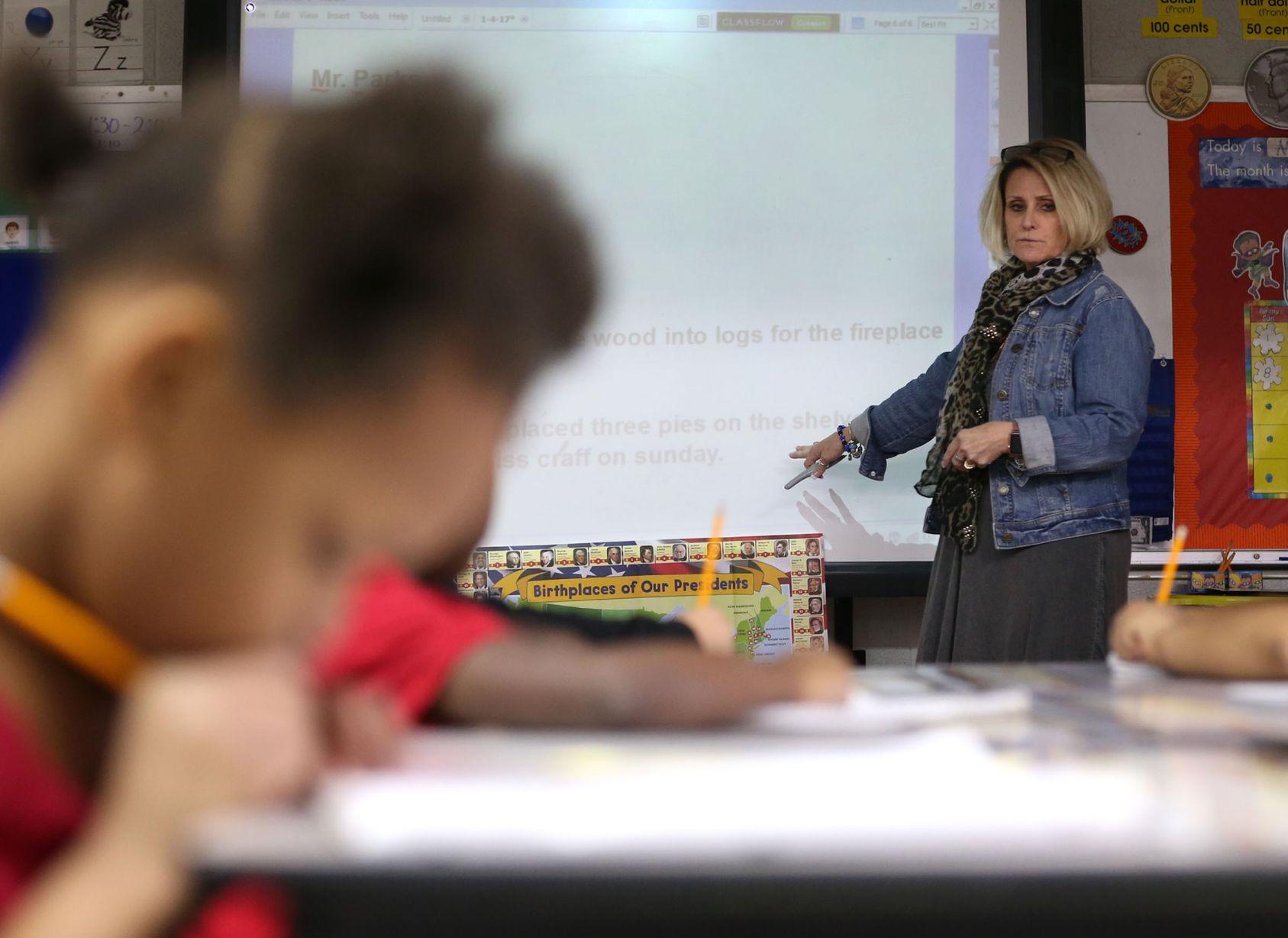 Longtime Tulsa teacher shares look back on