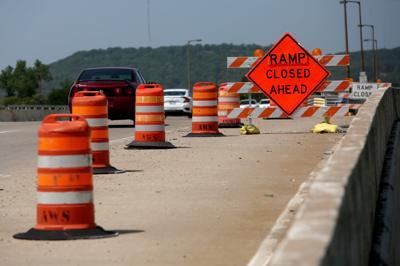 21st street bridge construction