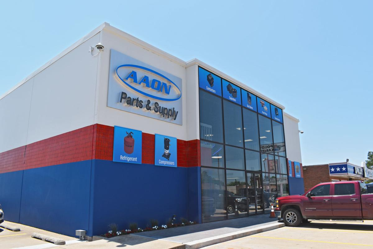 AAON Inc. supply store