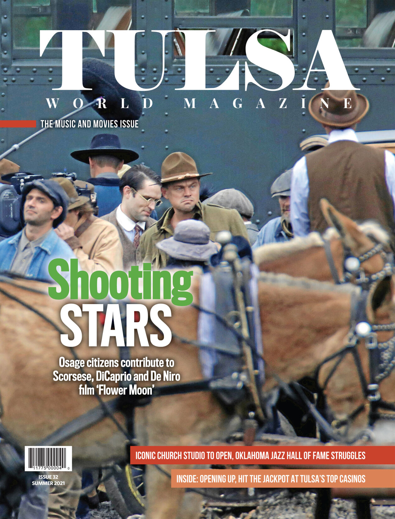 Buy the current Tulsa World Magazine
