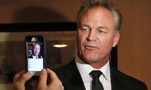 Making a tough transition: From 'The Boz' to Brian ...