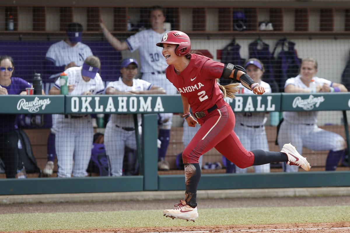 OU SUPER REGIONAL NCAA SOFTBALL