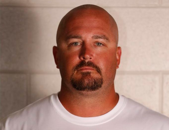 Sapulpa High School softball Coach Brad Evans