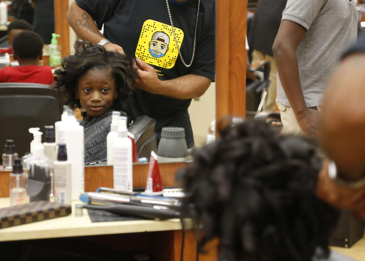 Hundreds Of Kids Get Free Back To School Haircuts At Tulsa Tech