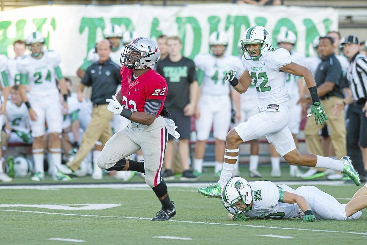 Southlake Carroll Tops Union With Late Touchdown Ok Preps Extra Tulsaworld Com