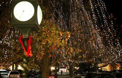 Utica Square Lights