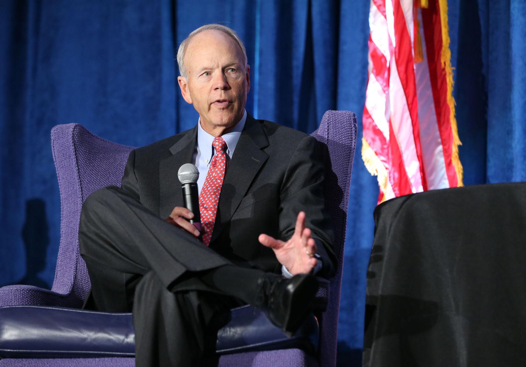 Former U.S. Sen. Don Nickles: Scott Pruitt will do a \u0027great job ...