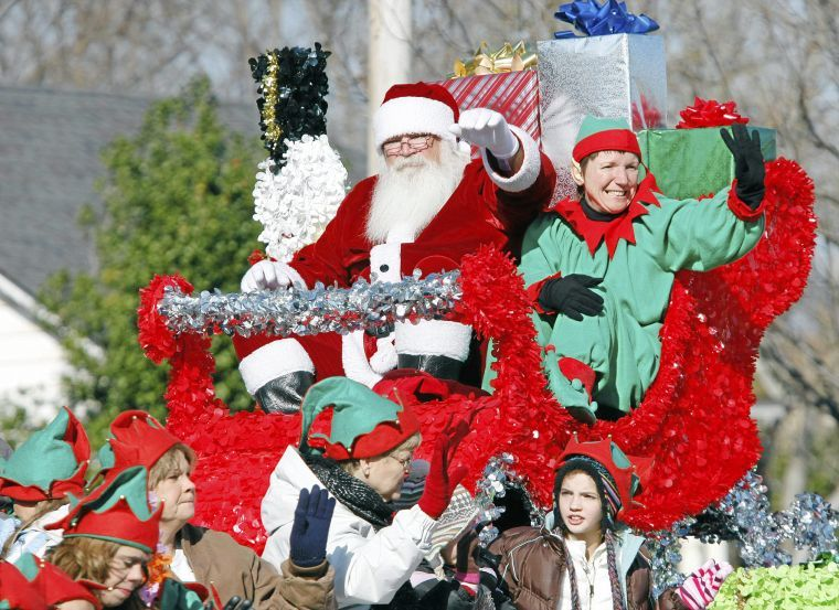 Broken Arrow Christmas Parade 2019 Things to do and see around Tulsa during the Christmas holidays