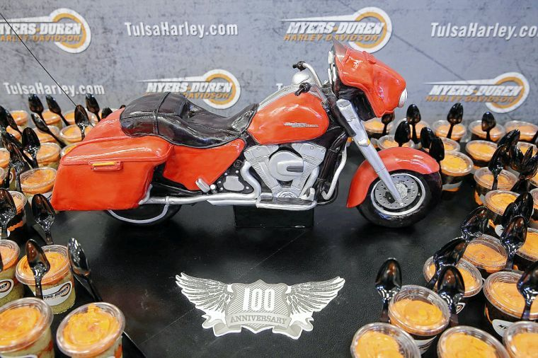 Myers Duren Harley Davidson Celebrates 100 Years Retail