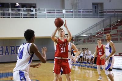 Collinsville basketball