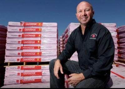 Chris Meyer, president and CEO of Turner Roofing
