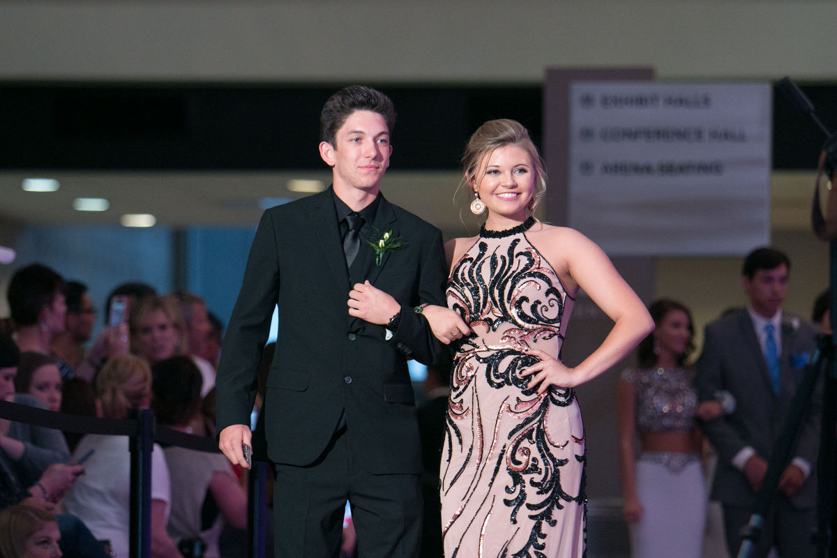 School Formal Letter%0A Photo gallery  Charles Page High School in Sand Springs prom   Slideshows    tulsaworld com