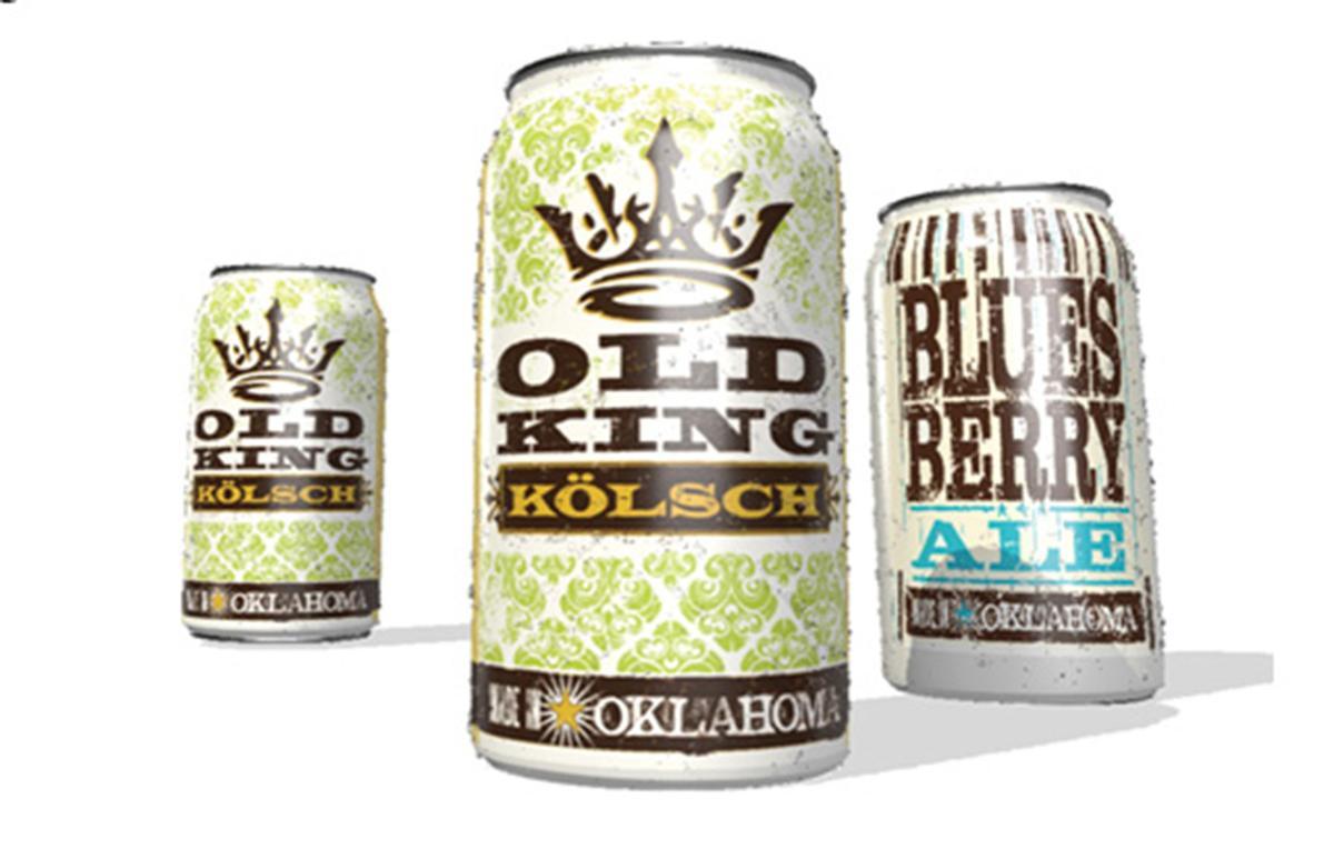 Bricktown Brewery Cans