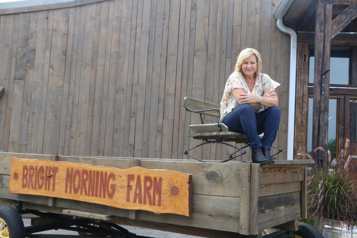 The Bright Side Of Life Bright Morning Farm Opens In Sand Springs