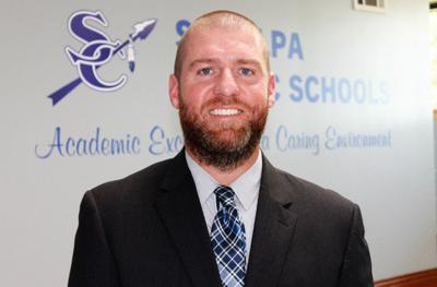 Sapulpa's new athletic director Mike Rose