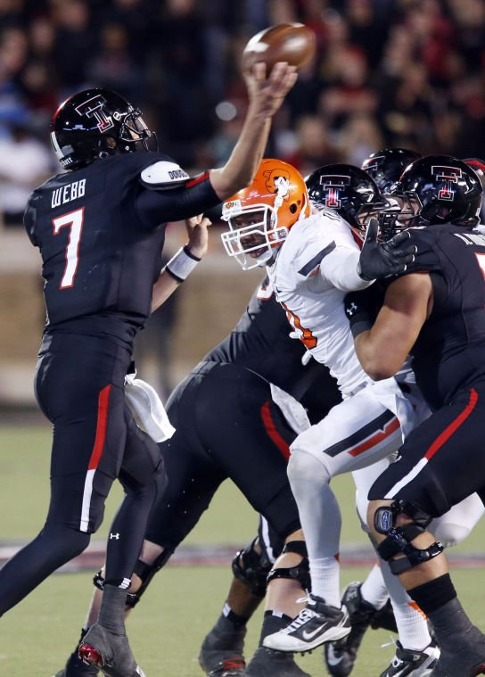 OSU Texas Tech Football 2013 | Football | tulsaworld.com