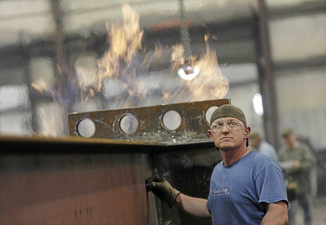 Construction boom: Sapulpa steel firm at forefront of Oklahoma projects
