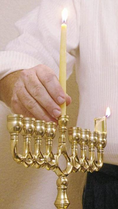 Dec. 22: Shalomfest Hanukkah Celebration