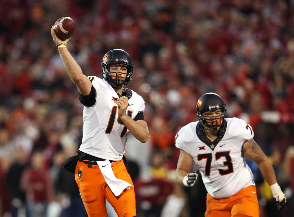 Bill Haisten: Two-point try failed, but OSU's Taylor ...