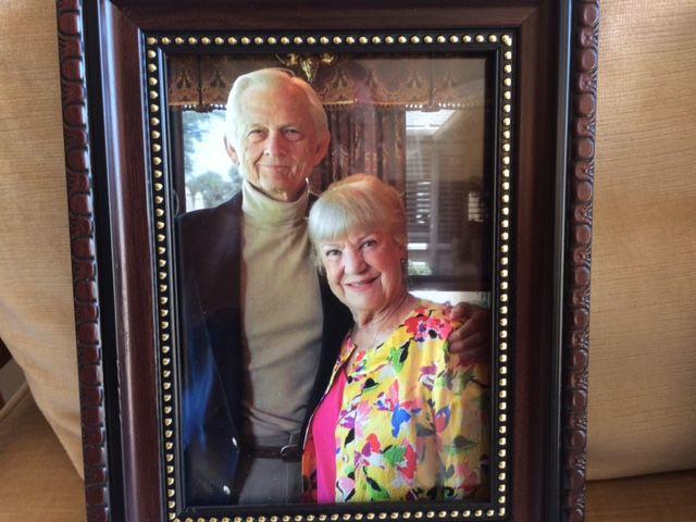 Joe and Fran Norton