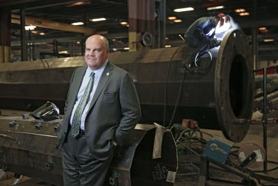 Phil Albert, former president of Pelco Structural (copy)