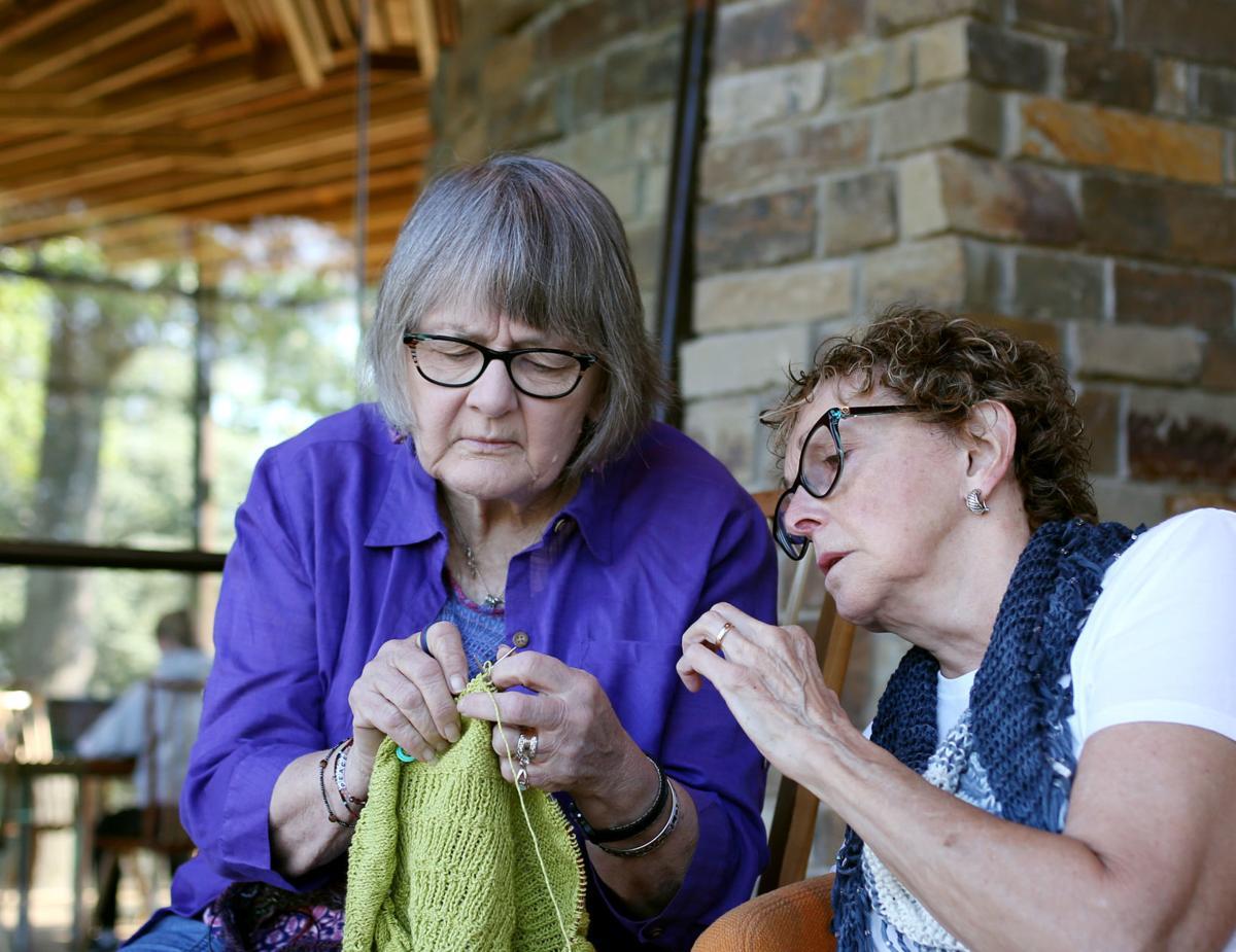 Knitting Gathering Place