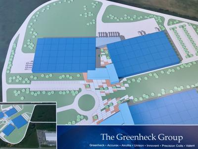 Greenheck Group makes long-range plans by breaking ground on