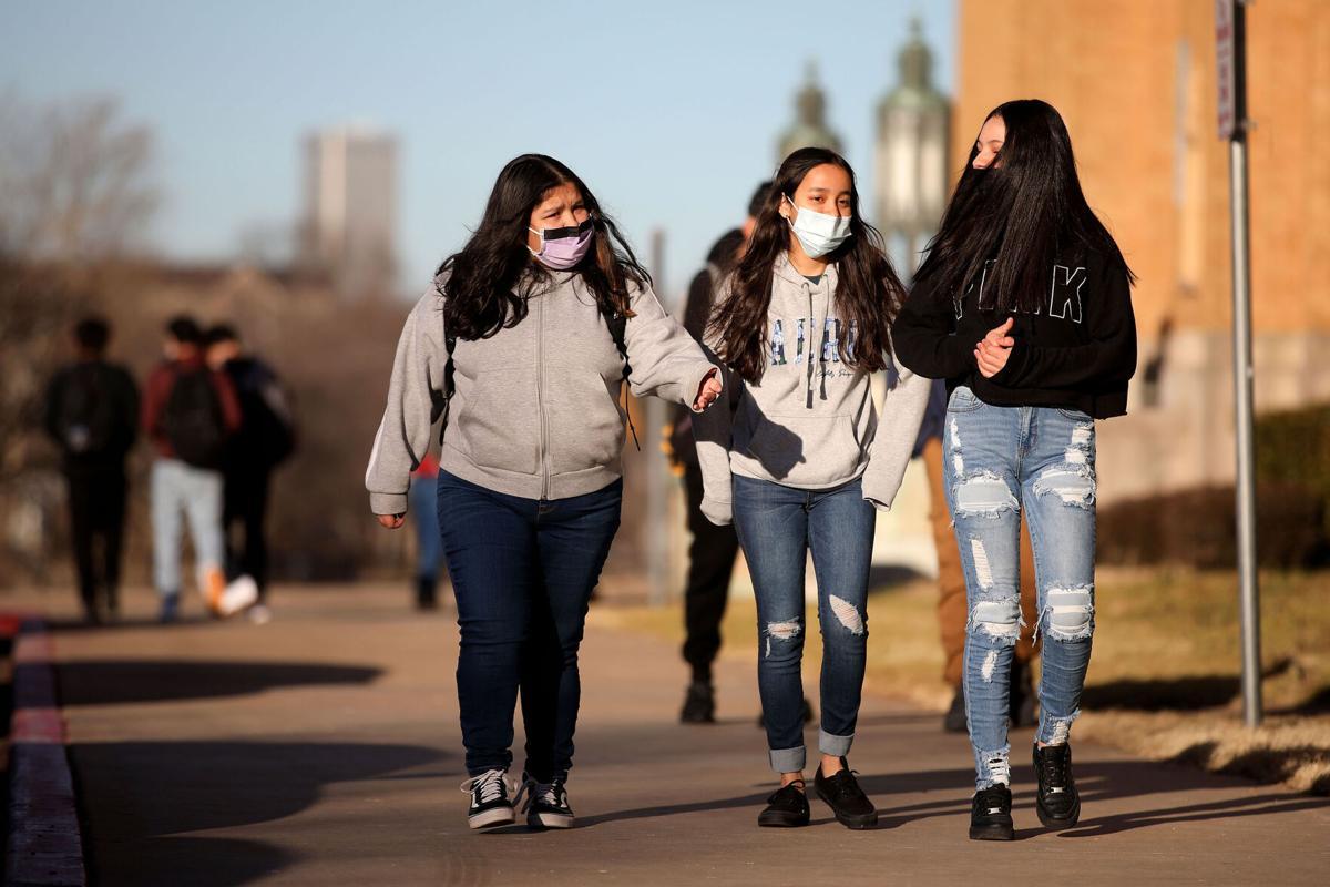 Tulsa Public Schools Back