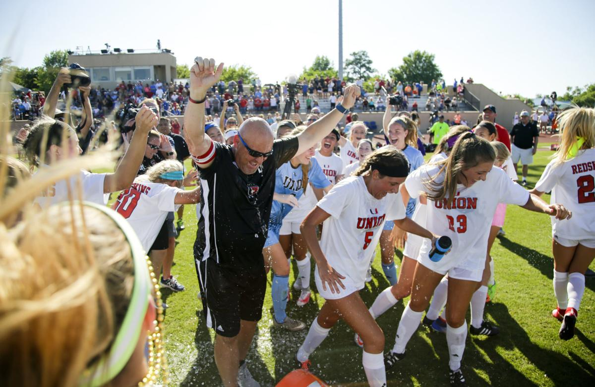 6A girls soccer