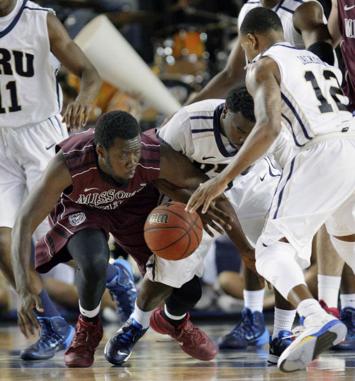 Oral Roberts Basketball 69