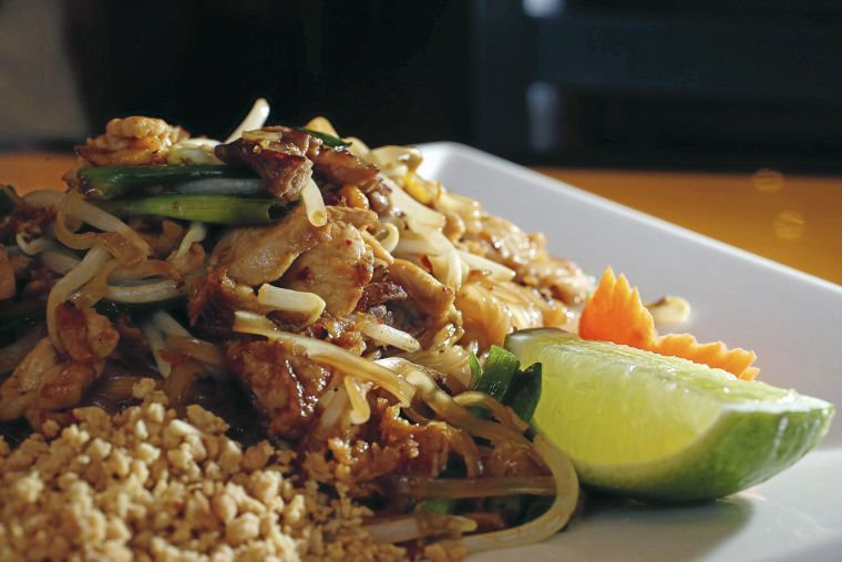 Review amazing thai cuisine owners ready to set roots in for Amazing thai cuisine